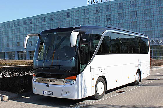 bus setra s411 hd 30pax interline k ln. Black Bedroom Furniture Sets. Home Design Ideas