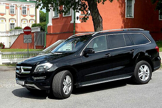 limousine mercedes gl 350 cdi interline k ln. Black Bedroom Furniture Sets. Home Design Ideas