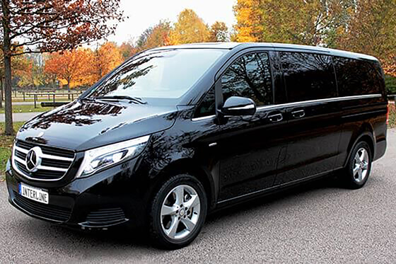 minivan mercedes benz v klasse interline k ln. Black Bedroom Furniture Sets. Home Design Ideas
